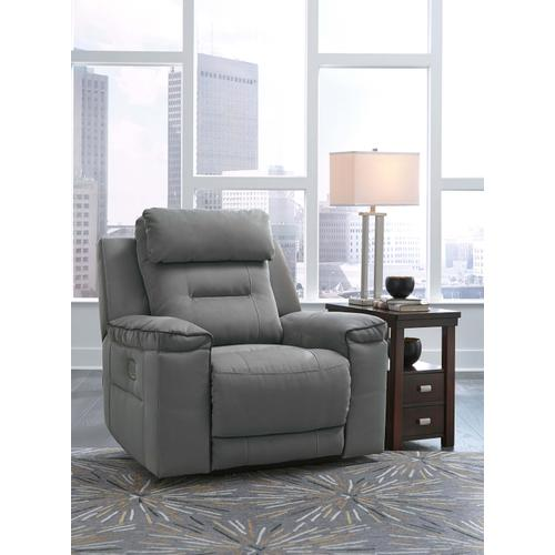 Trampton Power Reclining Sofa