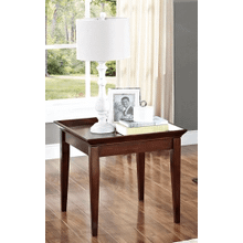 CLEARANCE FOOR MODEL TERRACE END TABLE IN CHESTNUT  (30-709-20,58174)