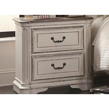 LIFESTYLE C8023A-025 River Manor Night Stand