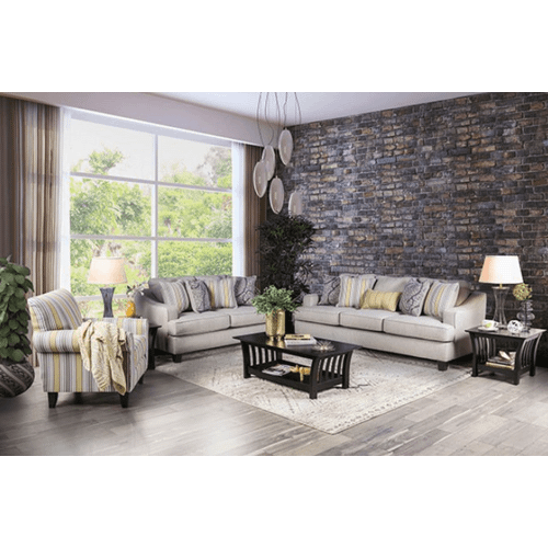 Wilkie Sofa and Love Seat