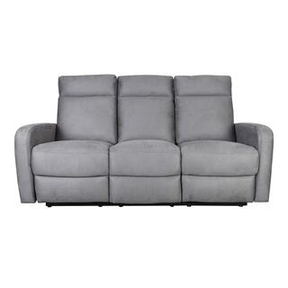 See Details - Caleb Power Reclining Sofa and Loveseat