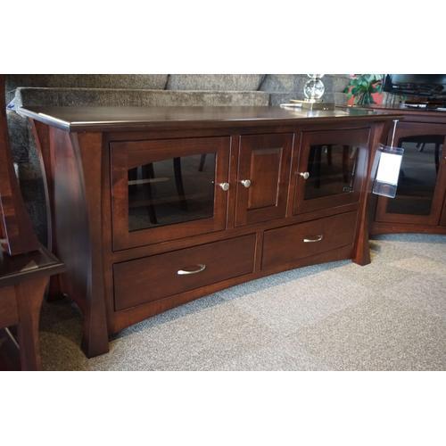 Amish Craftsman - Elmo TV Stand