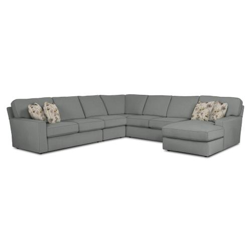 Dovely 4-Piece Stationary Sectional