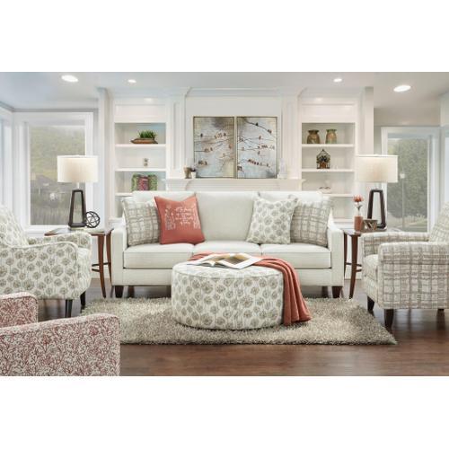 Designer's Choice - Invitation Linen Stain Resistant Sofa & Loveseat