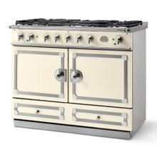 Ivory Cornufe 110 with Polished Chrome Accents