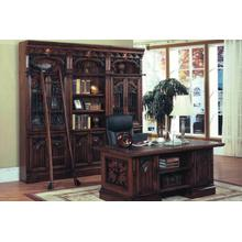 Barcelona Executive Desk Front