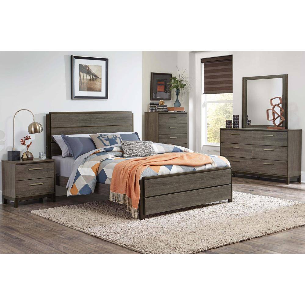 Vestavia 4Pc Full Bed Set