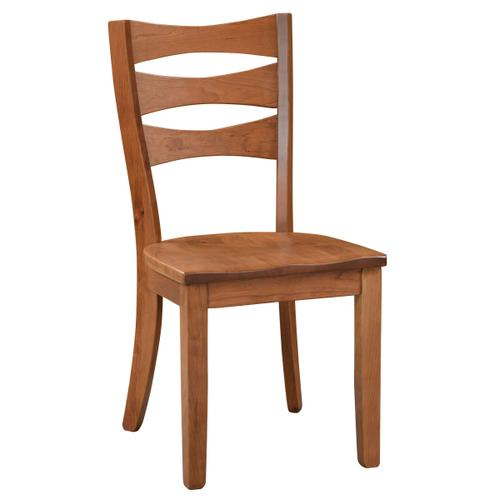 Amish Furniture - Sierra Side chair