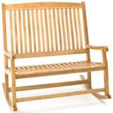 See Details - Double Curved Back Rocker