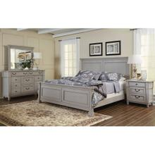 KING BED F21 681-062/055/064