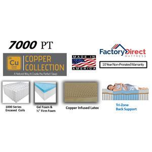 Factory Direct Mattress - 7000 - Pillow Top