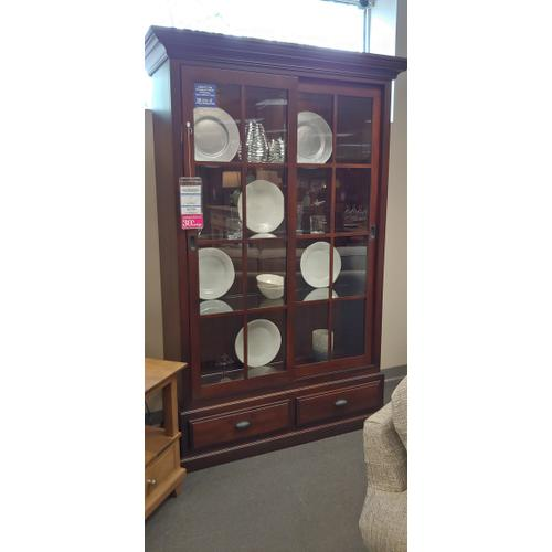 Amish Craftsman - Jameson Bookcase/ Curio