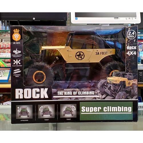 Rock Super Climbing RC Car