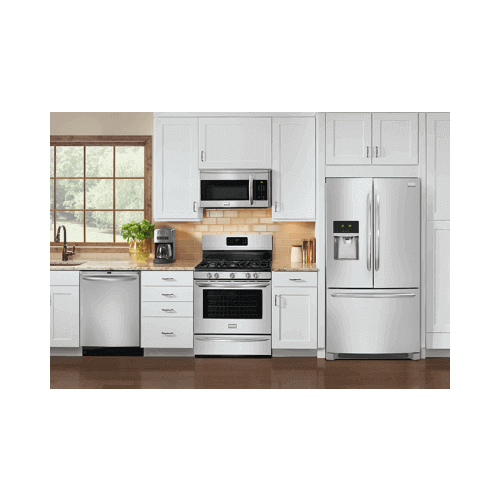 Frigidaire Gallery Kitchen Appliance Package - additional $400 rebate