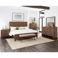 Reeves 4Pc Cal King Bed Set