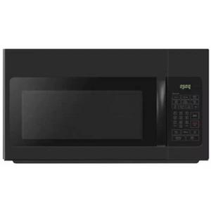 Crosley - Crosley 30-inch, 1.6 cu. ft. Over-The-Range Microwave Oven in Black