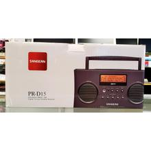FM-Stereo RBDS/AM Digital Tuning Portable Receiver
