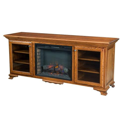 Madison Fireplace Entertainment Center