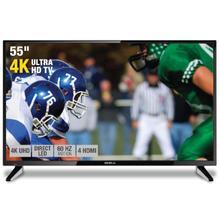 """See Details - 55"""" LED 4K Ultra High Definition TV"""
