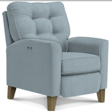 KARINTA 3-Way High-Leg Recliner in Sky   (3L70DW-20812,39981)