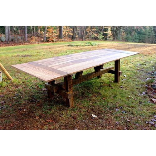 Cozy Creations Collection - Locally Made Barnwood Timber Dining Table