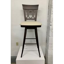 "Amisco ""Cindy"" Swivel Bar Stool"