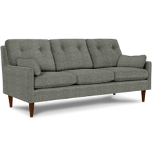See Details - TREVIN SOFA Stationary Sofa in Ash       (S38E-19263C,29056)