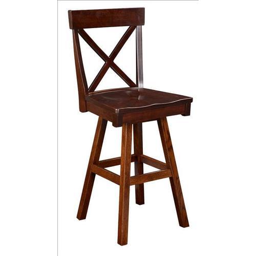 Amish Furniture - Kowan Stool