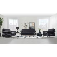 Loveseat Black