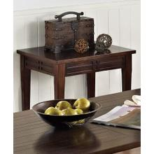 Crestline Chairside End Table