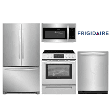 Frigidaire French Door W/ Front Control Range