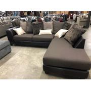 NC Upholstery 3007 right facing sectional Product Image