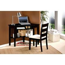 Acme 00518 2Pc Pack Corner Desk & Chair Office set Houston Texas USA Aztec Furniture