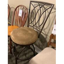 See Details - Bronze Bar Stool Model# 586-851