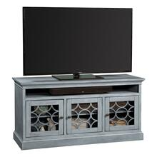 "Felicity 60"" Deluxe TV Console - Powder Blue"