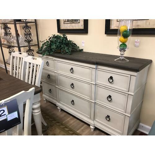 Legacy Classic Furniture - Buffet Table