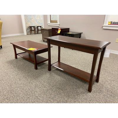 Coffee and Sofa Table Set