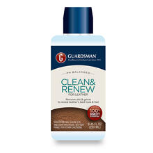 8 Oz. Bottle Leather Clean & Renew