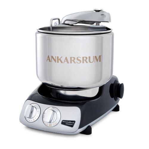 Ankarsrum 6230 Stand Mixer, 7.3-Quart, Black Diamond