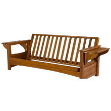 Burlington - Solid Oak Futon Frame