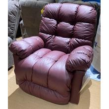LEATHER Brosmer Rocker Recliner    9mw87-1LV-71368-L,39653)