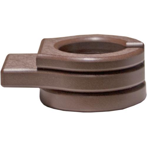 Stationary Cup Holder Chestnut Brown