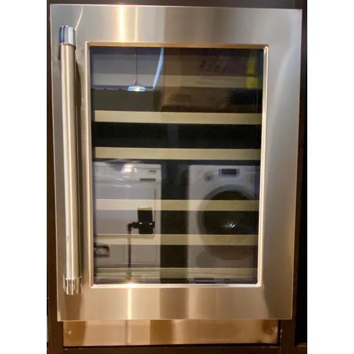 Thermador T24UW820RS     24 3/16'' Glass Door Wine Reserve Professional Handle Right Hinge T24UW820RS