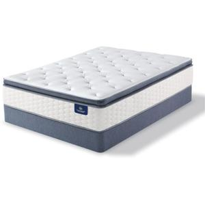 Perfect Sleeper - Special Edition Serta II - FIRM Coil Foam Pillowtop Product Image