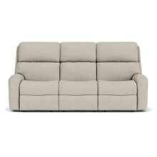 See Details - Power Reclining Sofa with Power Headrest