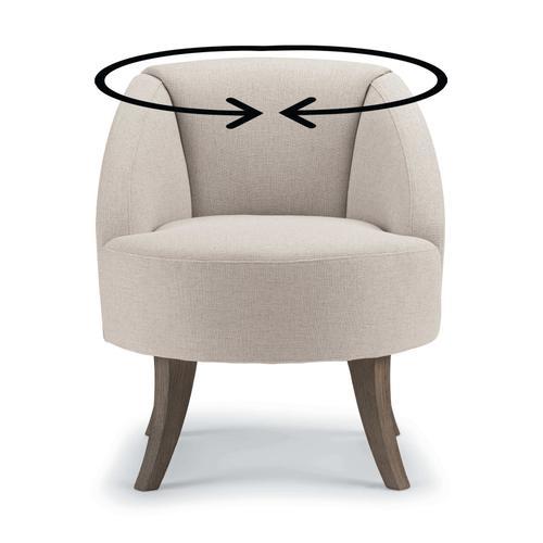Hylant 1038 Swivel Chair