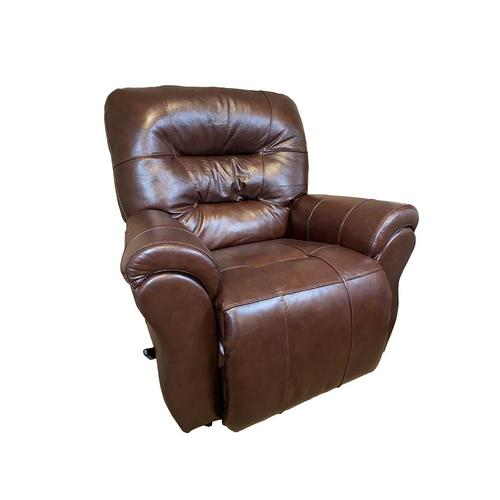 UNITY LEATHER RECLINER #222223