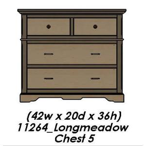 Palettes By Winesburg - Longmeadow Chest