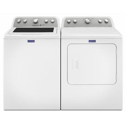 Maytag 4.3 Cu. Ft. Large Capacity Top Load Hi-Efficiency Washer & Dryer Pair