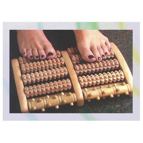 Reflexology Foot Massager